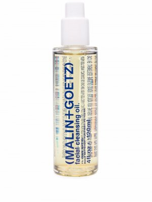 Очищающее масло для лица 120 мл MALIN+GOETZ. Цвет: белый