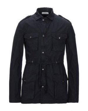 Легкое пальто ALPHA STUDIO. Цвет: темно-синий