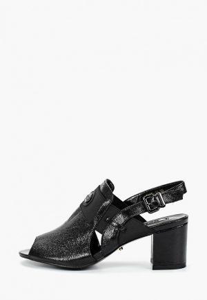 Босоножки Lino Marano. Цвет: черный