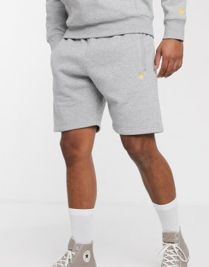 Серые трикотажные шорты -Серый Carhartt WIP