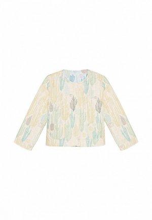 Куртка утепленная My Junior. Цвет: разноцветный