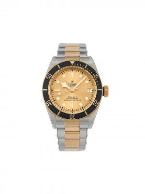 Наручные часы Black Bay pre-owned 41 мм 2021-го года TUDOR. Цвет: золотистый
