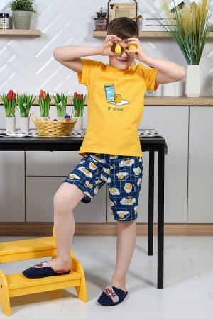 Пижама для мальчика Детский Бум