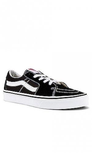 Низкие кроссовки sk8 Vans. Цвет: черный