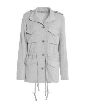 Легкое пальто BAILEY 44. Цвет: светло-серый