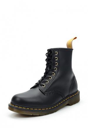 Ботинки Dr. Martens Vegan 1460. Цвет: черный