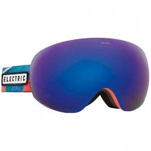 Маска сноубордическая EG3.5 Electric. Цвет: синий