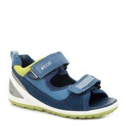 Сандалии 753121 синий ECCO