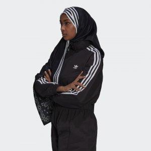Головной платок Originals adidas. Цвет: черный