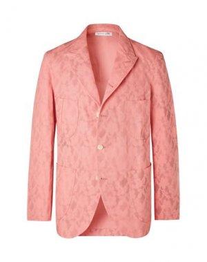 Пиджак COMME des GARÇONS SHIRT. Цвет: розовый