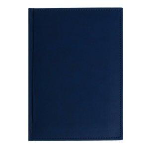 Ежедневник датированный а5 на 2022 год, 168 листов, обложка искусственная кожа vivella, темно-синий Calligrata
