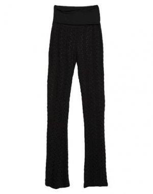 Повседневные брюки LA FABRIQUE. Цвет: черный
