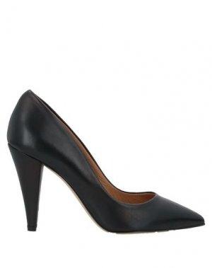 Туфли ALCHIMIA. Цвет: черный