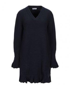 Короткое платье OPENING CEREMONY. Цвет: темно-синий