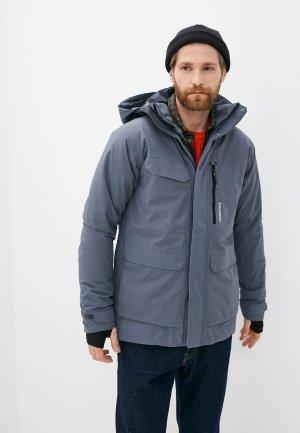 Куртка утепленная Didriksons SEBASTIAN. Цвет: серый