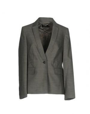 Пиджак KAREN MILLEN. Цвет: серый
