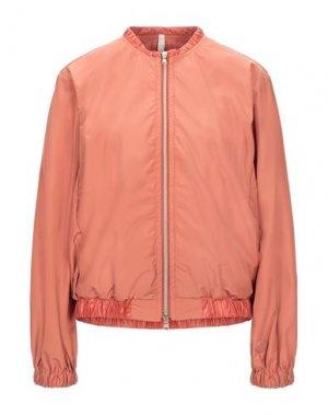 Куртка GEOSPIRIT. Цвет: ржаво-коричневый
