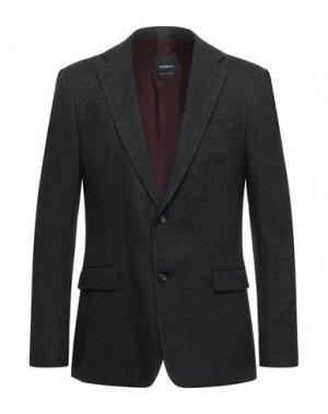 Пиджак STRELLSON. Цвет: стальной серый