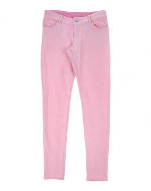 Повседневные брюки J BE. Цвет: светло-фиолетовый