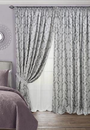 Комплект Kauffort Afina. Цвет: серый