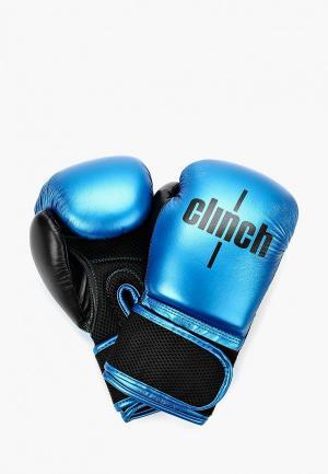 Перчатки боксерские Clinch Aero. Цвет: фиолетовый