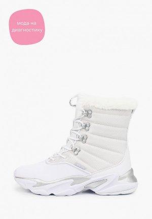 Ботинки Anta Lifestyle. Цвет: белый