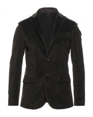 Пиджак LIU •JO MAN. Цвет: темно-зеленый