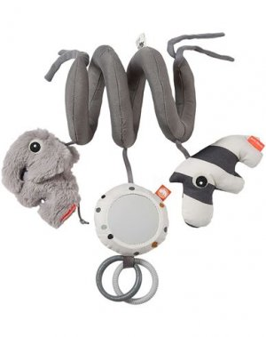 Игрушки для малышей DONE BY DEER. Цвет: серый
