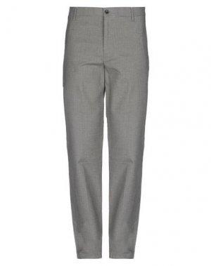 Повседневные брюки DOCKERS. Цвет: темно-коричневый