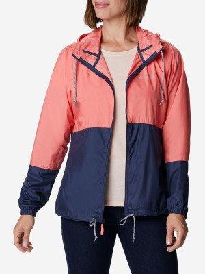 Ветровка женская Flash Forward™, размер 50 Columbia. Цвет: розовый