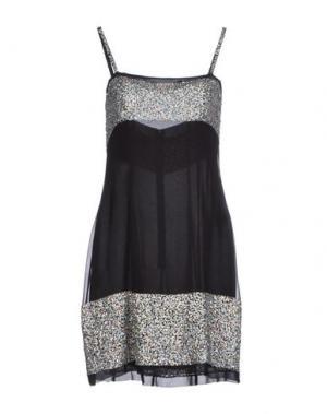 Короткое платье BASIX II. Цвет: черный