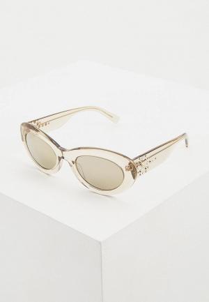 Очки солнцезащитные Versace VE4355B 52885A. Цвет: золотой