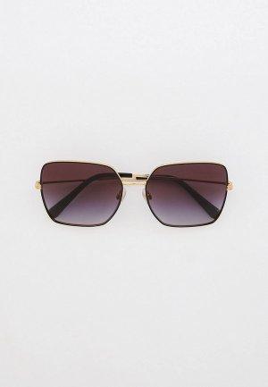 Очки солнцезащитные Dolce&Gabbana DG2242 13348G. Цвет: золотой