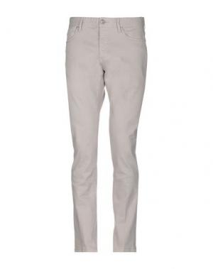 Джинсовые брюки AT.P.CO. Цвет: светло-серый