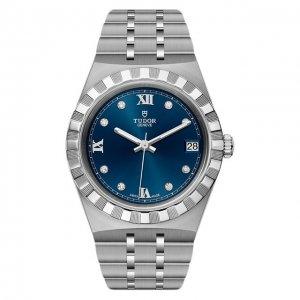 Часы Royal Tudor. Цвет: синий