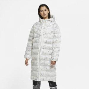 Женская парка Sportswear Marble EcoDown - Белый Nike
