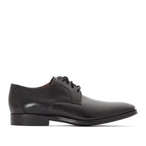 Ботинки-оксфорды кожаные Gilman Lace CLARKS. Цвет: черный