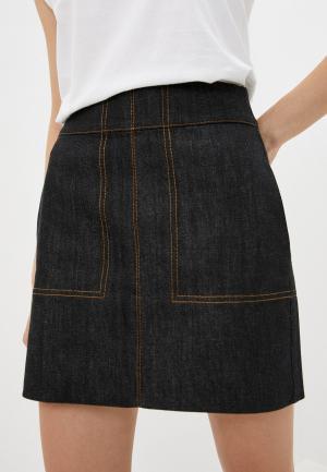 Юбка джинсовая Dorothee Schumacher. Цвет: синий