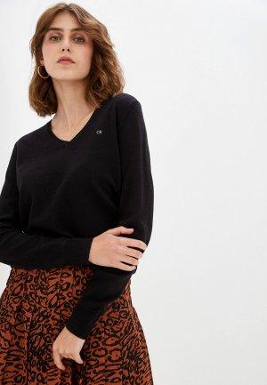 Пуловер Calvin Klein. Цвет: черный