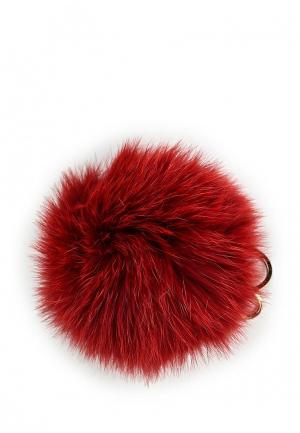 Брелок Furla BUBBLE. Цвет: красный