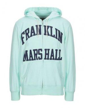 Толстовка FRANKLIN & MARSHALL. Цвет: светло-зеленый