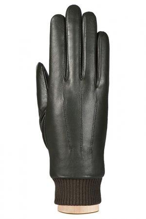 Перчатки Eleganzza. Цвет: темно-зеленый, шерсть