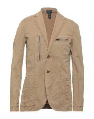 Пиджак CUSTO BARCELONA. Цвет: песочный
