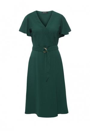 Платье Bestia BE032EWSJN40. Цвет: зеленый