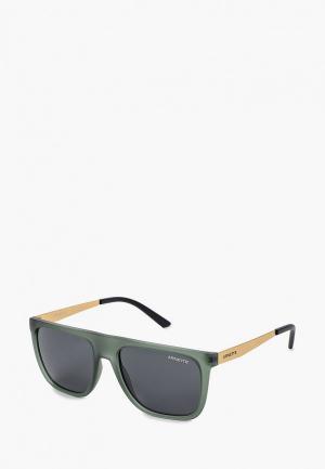 Очки солнцезащитные Arnette 0AN4261 258587. Цвет: хаки