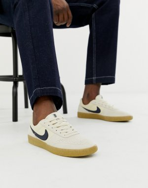 Желтые кроссовки для скейтборда Team-Желтый Nike SB