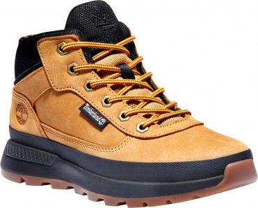 Ботинки Field Trekker Mid Timberland. Цвет: желтый