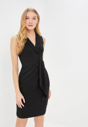 Платье Karen Millen. Цвет: черный