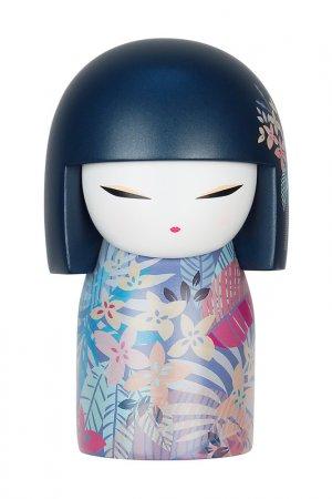 Кукла-талисман Кана Kimmidoll. Цвет: голубой