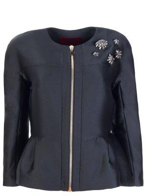 Куртка-жакет укороченная MONCLER
